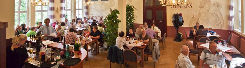 Restaurants Und Gaststatten Fur Gruppen Feengrottenstadt Saalfeld