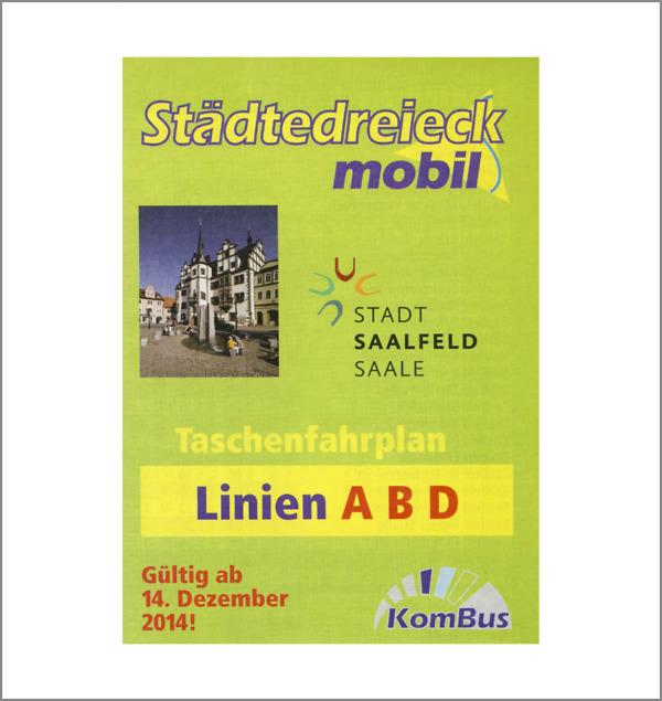 Städtedreieck mobil - A, B, D