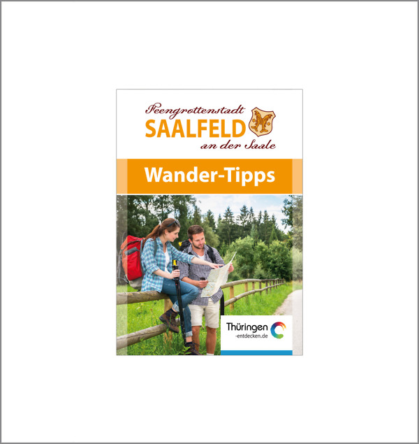 Wander-Tipps Saalfeld und Umgebung