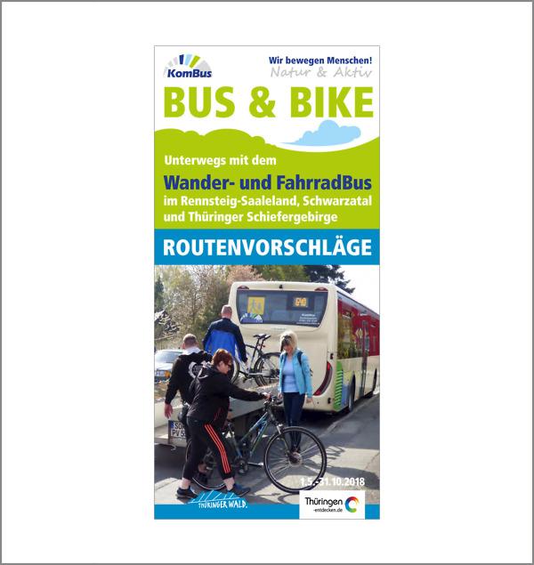 Wander- und FahrradBus - Routentipps