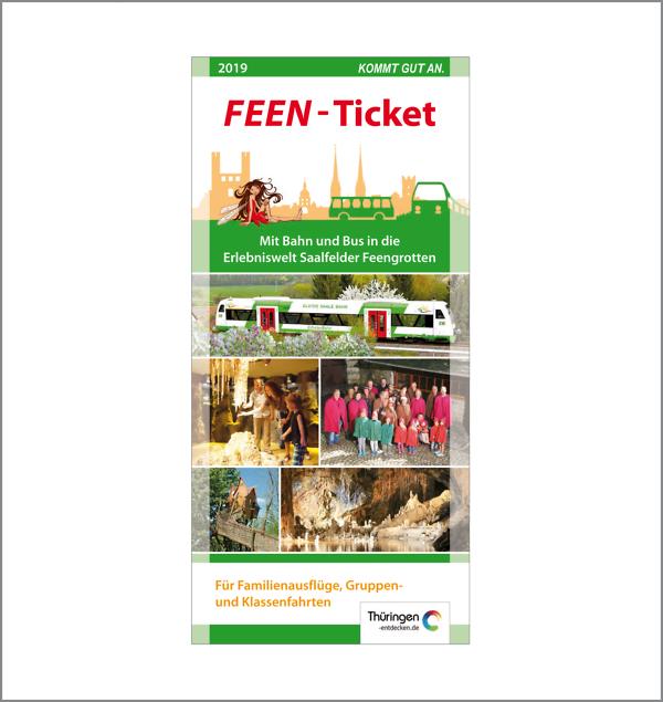 FEEN-Ticket - Alles mit einer Karte